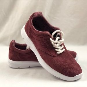 dd17f80151 ... Sneakers Vans Iso 1.5 Tweed Dots Burgundy True White ...